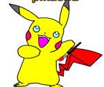 Pikachu Boyama