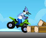 Regular Show ATV Macerası