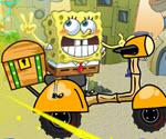 Sünger Bob Motor Yarışı