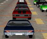 V8 Araba Yarışı