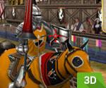 3D Atlı Mızrak Savaşı