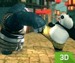 3D Kung Fu Panda