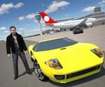 Araba hırsızı 3D Suç Streets Oyunu