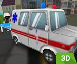 3D Ambulans Görevi