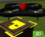 3D Drone Simülasyonu