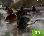 3D Hobbit Kaçış
