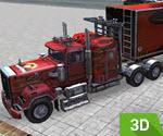 3D Tır Park Etme