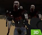 3D Zombi Adası 3