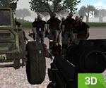 3D Zombi Adası