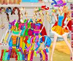 Barbie Kostüm Partisi