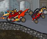 Çılgın Modifiyeli Araba Yarışı