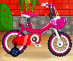 Kız Bisikleti Modifiye Etme