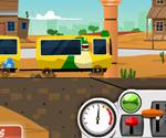 Küçük Tren Sürme Oyunu