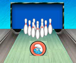 Şirinler Bowling