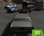 3D Hurda Araba Sürme