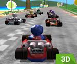 3D Karting Yarışı
