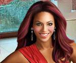 Beyonce Makyaj ve Giydirme