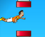 Flappy Footballer Hand Puppets