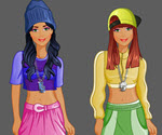 Hip Hop Kızları Giydir
