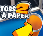 Toss a Paper 2