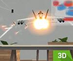3D Oyuncak Uçak Savaşı