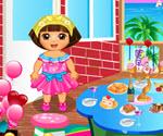 Dora Parti Hazırlığı