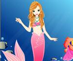 Prenses Ariel Giydirme