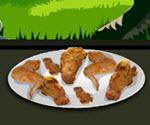 Tavuk Kanadı Pişirme