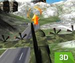 3D Asker Uçak Simülasyonu