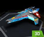 3D F16 Uçak Yarışı