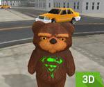 3D Süpermen Ayı