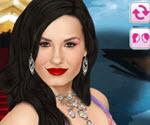 Demi Lovato Makyaj Yapma