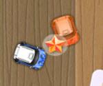 Mini Araba Yıldız Toplama
