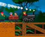 Tren İçin Köprü Oluştur