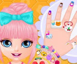 Barbie Çılgın Tırnaklar
