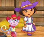 Dora Vahşi Batı Macerası