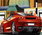 Lamborghini Park Etme