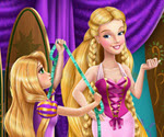 Rapunzel ve Sihirli Terzi