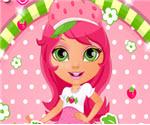 Çilek Kız Barbie
