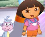 Dora Kristal Ülkesinde