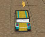 Minecraft Araba Park Etme