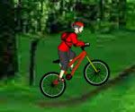 Ormanda Bisiklet Sürüşü