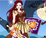 Savaşçı Kız Giydir 2