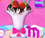 Süslü Dondurma