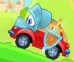Sevimli Kaplumbağa Araba 6