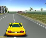 Hız Arabası Şehirde