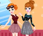 Süslü Kızlar