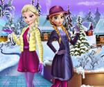Elsa ve Anna