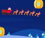 Noel Uçan Geyikler