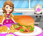 Prenses Hamburgeri